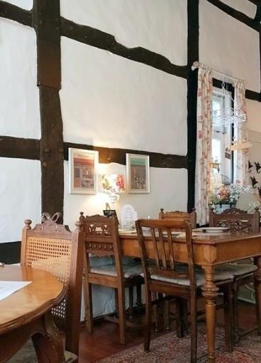 Erdgeschoss Café