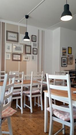 Cafébereich