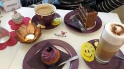 Cupcake & Schokotorte