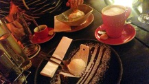 Dessert im Vielmeer