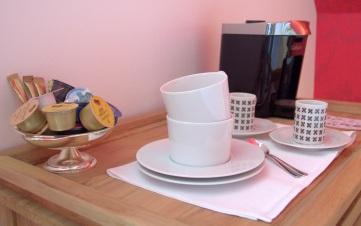 Zimmer Kaffeeset