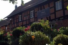 Gartenbereich Innenhof
