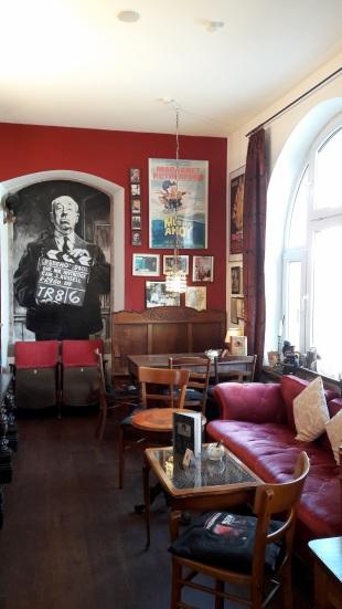 Cafebereich Tresen