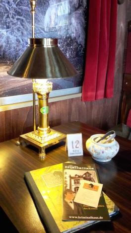 Cafetisch im Orient Express