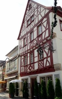 historische Häuser Alzey