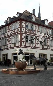 Springbrunnen Alzey
