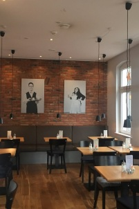 Cafebereich