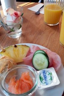 Frühstück vom Buffet1