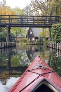 Spree Fließen Brücke