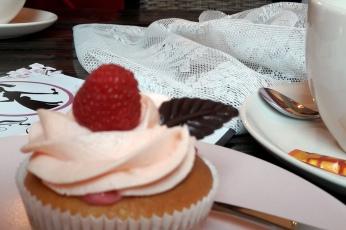 Cupcake Nahaufnahme