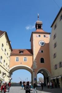 Brückentor Steinbrücke