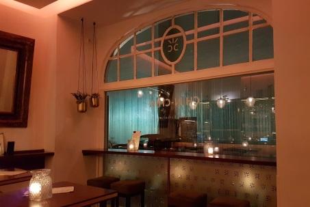 Chin Chin Bar Fenster