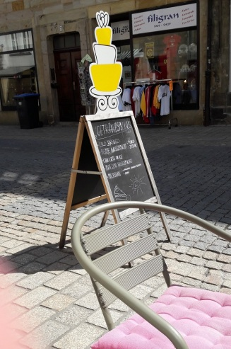 Cafeaufsteller
