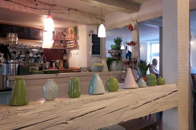 Cafethekenbereich