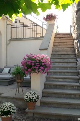 Außentreppe Bellini