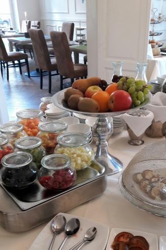 Obstbuffet Frühstück