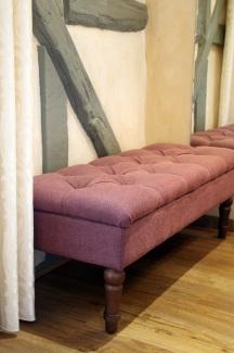 Sitzbank Doppelzimmer