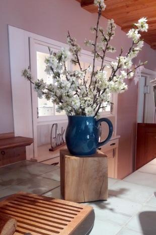 Blumendeko Frühstück