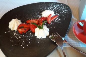 Erdbeer Joghurt Dessert