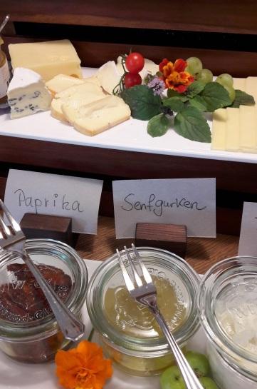 Käse Frühstück