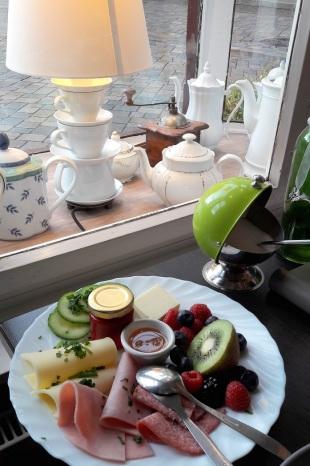 Frühstück Cafe