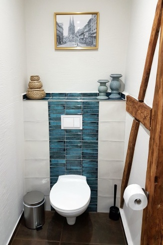 Toilette Bad