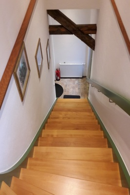 Treppenhaus Appartementhaus