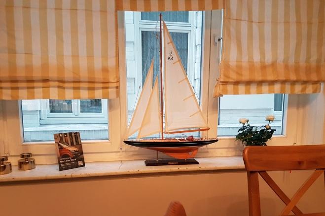 Fensterbank Wohnküche