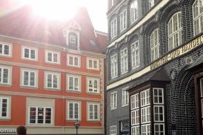 Lüneburg bei Sonne