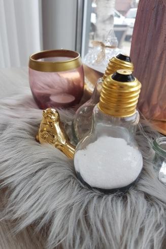 Pfeffer und Salz Streuer