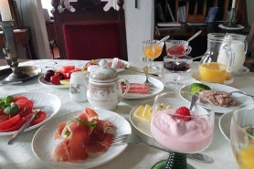 Frühstücksplatten