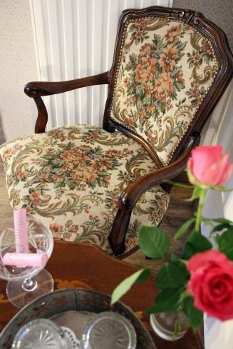 nostalgischer Stuhl