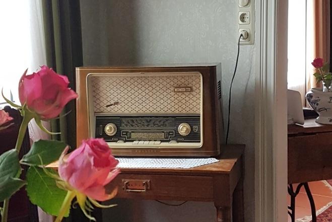 nostalgisches Radio