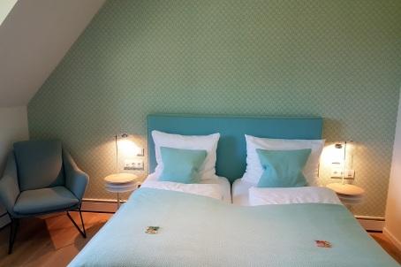 Bett Zimmer