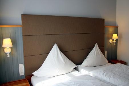 Doppelbett Zimmer 7